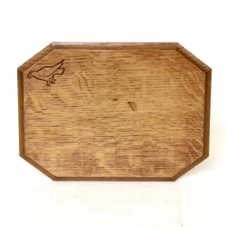 Albert 'Eagleman' Jeffray Oak Breadboard