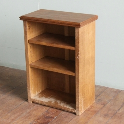Robert 'Mouseman' Thompson Oak Bedside Bookcase