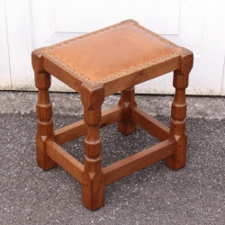 Sid Pollard Yorkshire Oak Stool