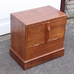 Robert 'Kingpost' Ingham Oak Craft / Sewing Cabinet