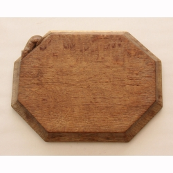 Robert Thompson 'Mouseman' Oak Early Breadboard
