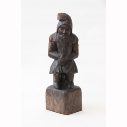Thomas Whittaker 'Gnomeman' Oak Carved Gnome