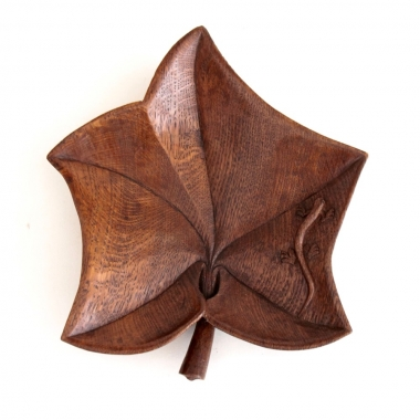 Martin 'Lizardman' Dutton Oak Leaf Dish