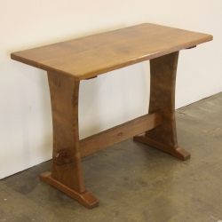 Alan 'Acornman' Grainger Oak Hall / Side Table