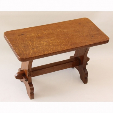 Thomas 'Gnomeman' Whittaker,  2' Oak Occasional Table