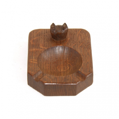 'Foxman' Malcolm Pipes, Oak Ashtray