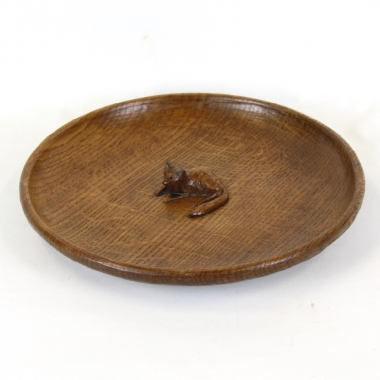 "Don 'Foxman' Craven 13 1/2"" Shallow Fruitbowl"