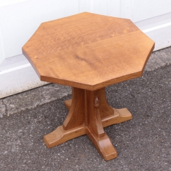 Robert 'Mouseman' Thompson Oak Coffee Table