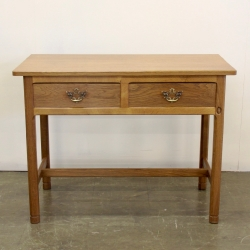 Alan 'Acornman' Grainger Oak Console Table