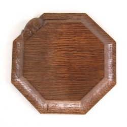 Robert 'Mouseman' Thompson Oak Small Chopping Board