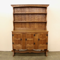 "Thomas 'Gnomeman' Whittaker 4'6"" Oak Dresser"