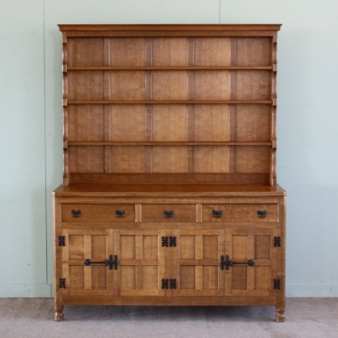Albert 'Eagleman' Jeffray Oak Dresser