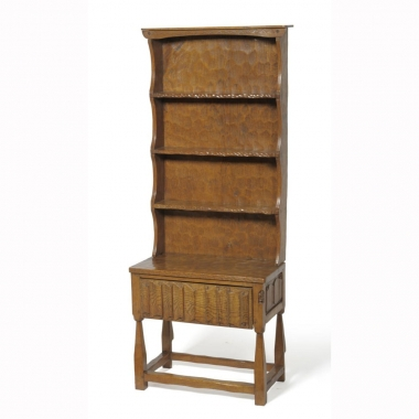 Thomas 'Gnomeman' Whittaker, Adzed Yorkshire Oak Dresser