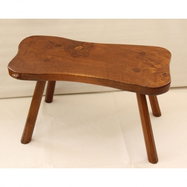 Colin 'Beaverman' Almack Oak Coffee Table