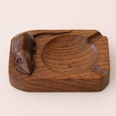 Robert 'Mouseman' Thompson, Oak Early Ashtray
