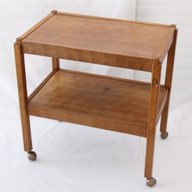 Alan 'Acornman' Grainger, Two Tier Serving Trolley