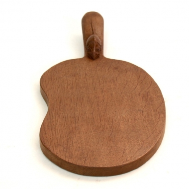 'Mouseman' Robert Thompson Oak Cheese Board