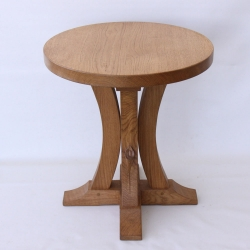 Gavin Kirkbride 'Lily Furniture' Oak Coffee Table