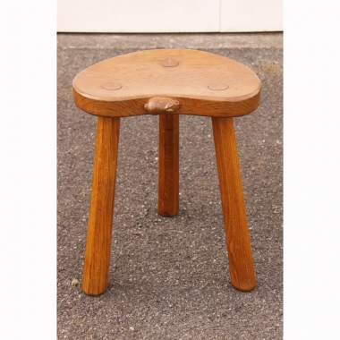 Peter 'Rabbitman' Heap, Yorkshire Oak Cow Stool