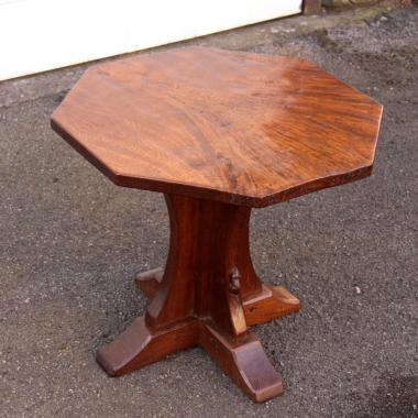 Robert 'Mouseman' Thompson Early Burr Oak Coffee Table