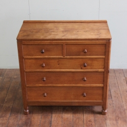 Robert 'Mouseman' Thompson 3' Oak Chest of Drawers