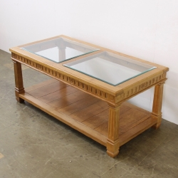 Alan 'Acornman' Grainger Bespoke Oak Coffee Table