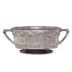 Liberty Tudric Pewter  Bowl by David Veazey