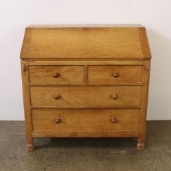 Robert 'Mouseman' Thompson Oak Bureau