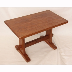 Alan 'Acornman' Grainger Oak 2' Coffee Table