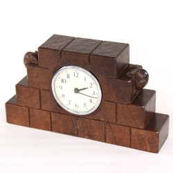 Robert 'Mouseman' Thompson Bespoke Early Mantel Clock